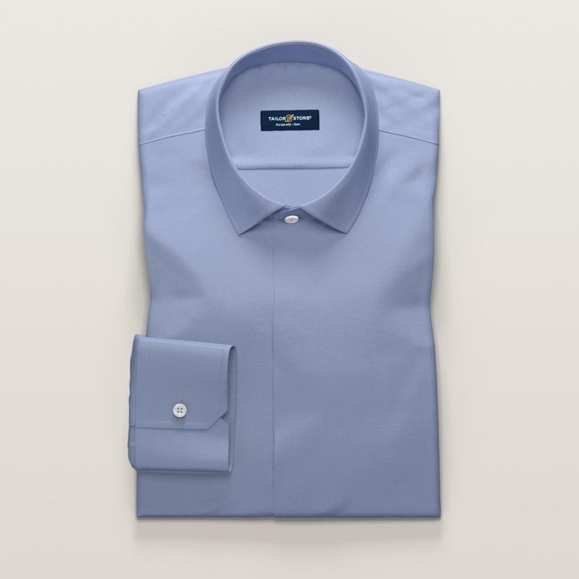 Blue women's shirt