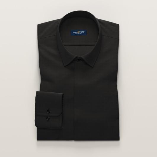 Skjorte Derfor er knappene på herre og dameskjorter på