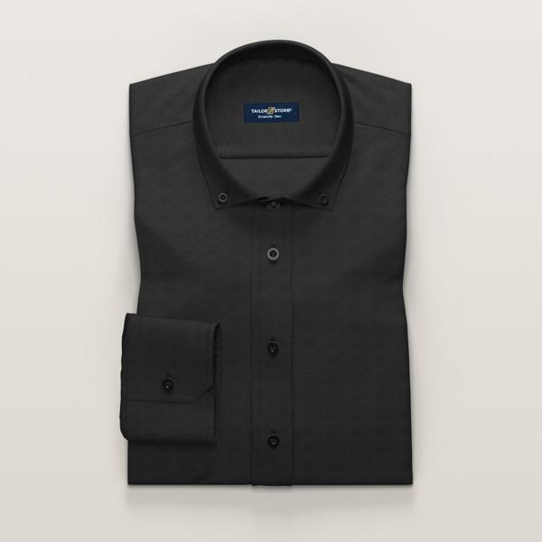 Lyseblå steinvasket oxford skjorte | Tailor Store®