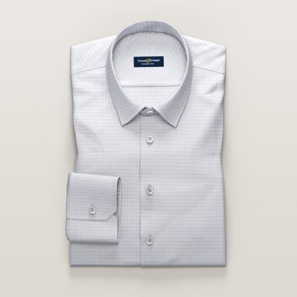 Hvit Strykefri Dresskjorte | K by Kaos | Dress skjorter