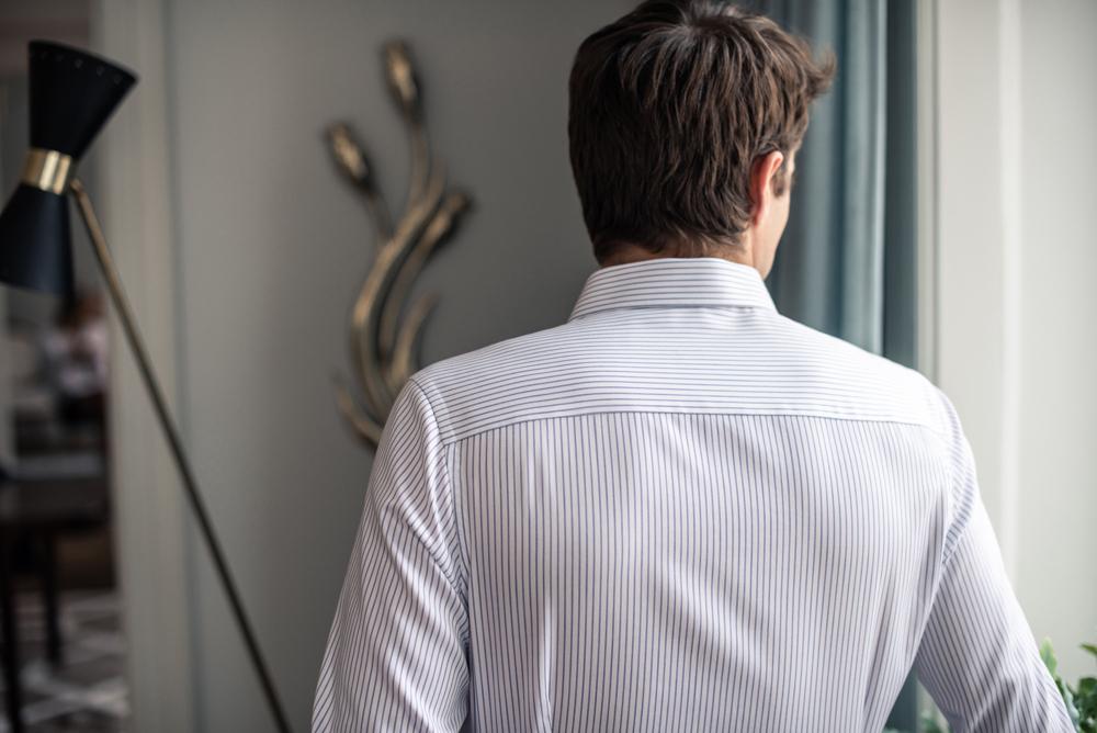 Skreddersydde skjorter med 100 % passformgaranti | Tailor Store®